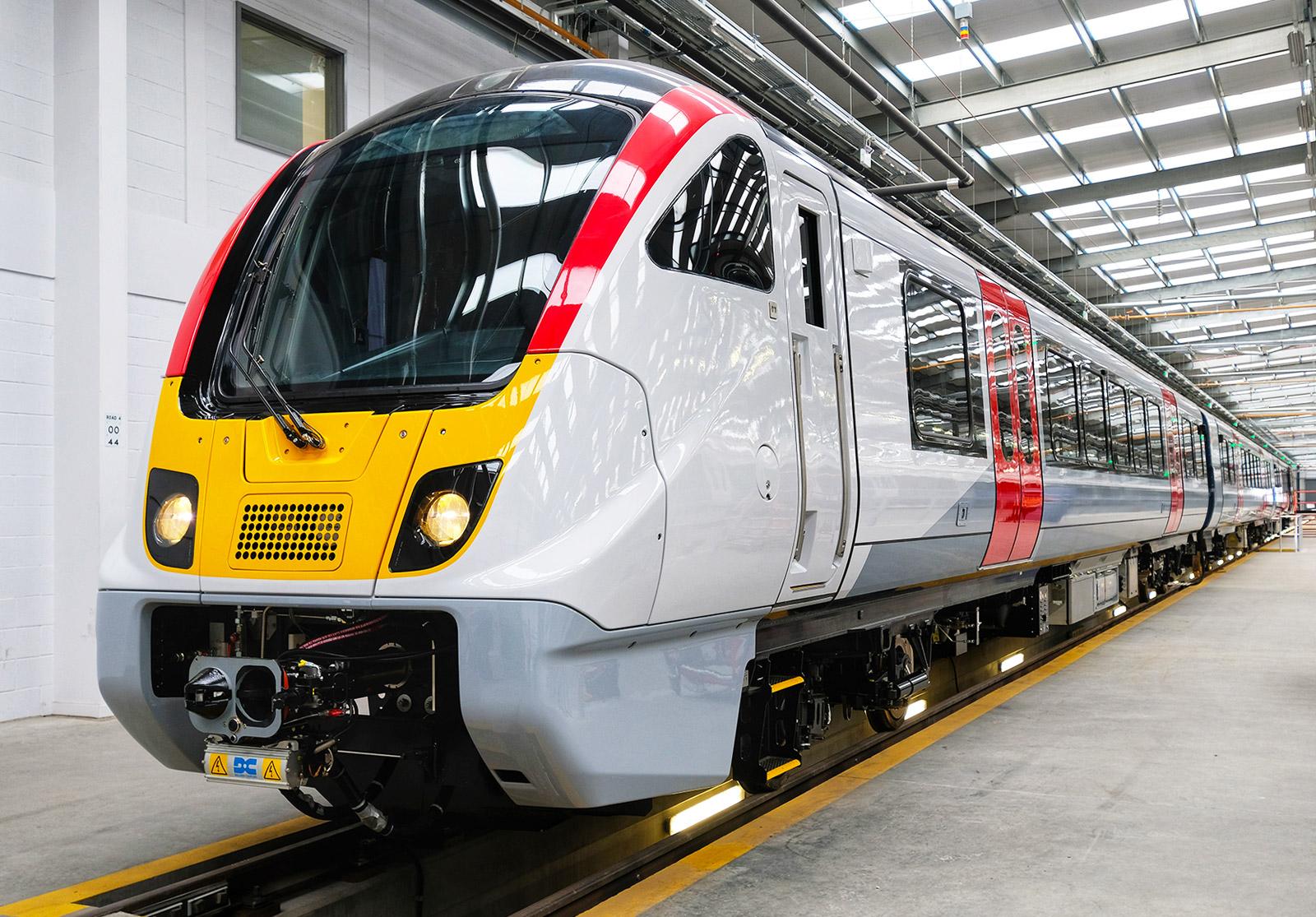 Bombardier Electric Train