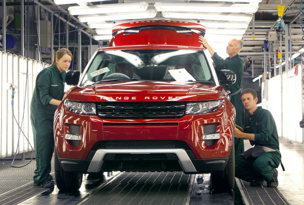 JLR-Range-Rover-Production
